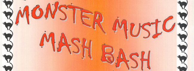 Monster Music Mash Bash