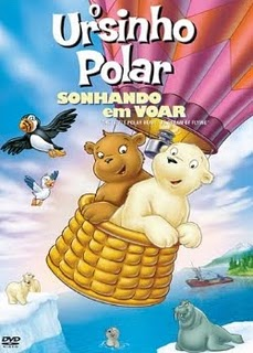 Download O Ursinho Polar: Sonhando Em Voar   Dublado