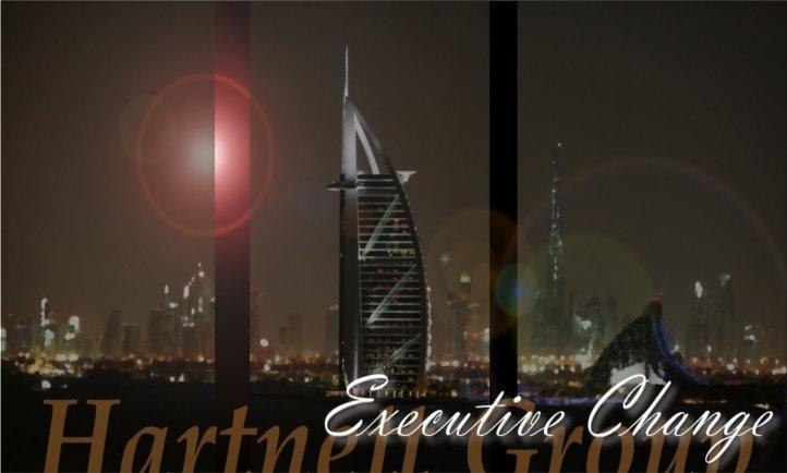 Executive Change