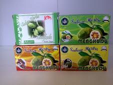 Sabun Herba (Mengkudu)