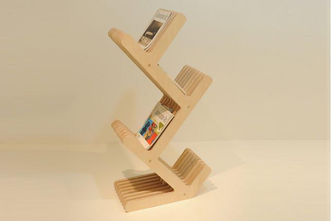 Carpinteria y tallado de madera anaqueles intersectados for Planos de carpinteria de madera