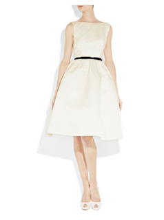 Crazy about weddings little white dress for Dresses for civil wedding ceremony