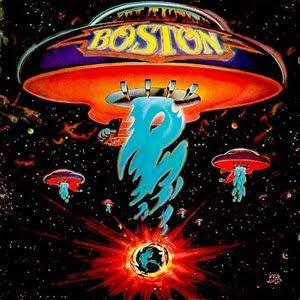 TOP 50 CLASSIC ROCK BANDS  Boston-Boston