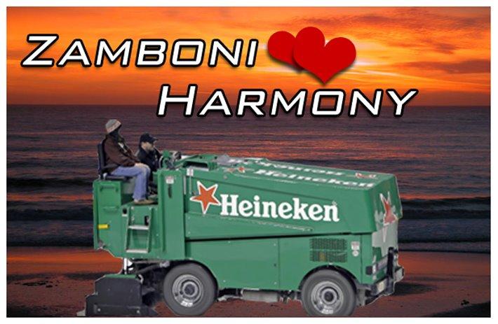 zamboni harmony