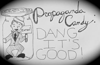 Propaganda Candy Blog