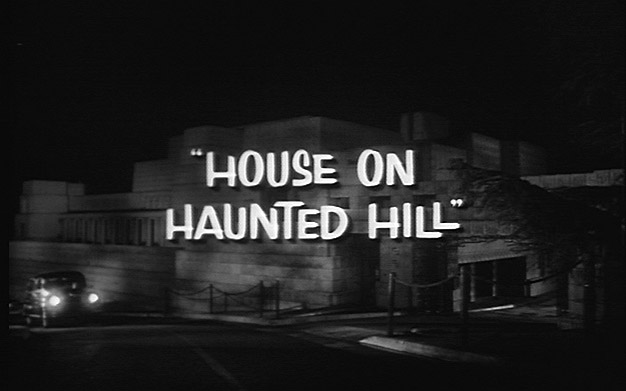 Biografias e coisas com willian castle diretor de cinema terror - House on the hill 2012 ...