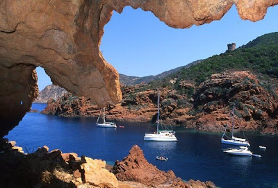 location catamaran en corse