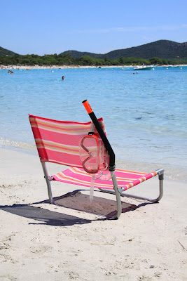 Vacances en Aouten Corse - Plage Palombaggia