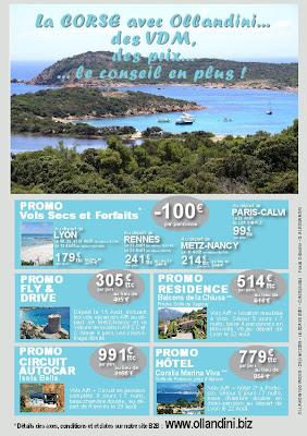 Ollandini Voyage en Corse