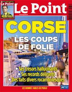 le point coup de folie en corse