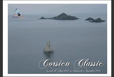 Corsica Classic Rallye Corse