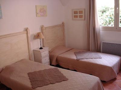 location villa corse figari