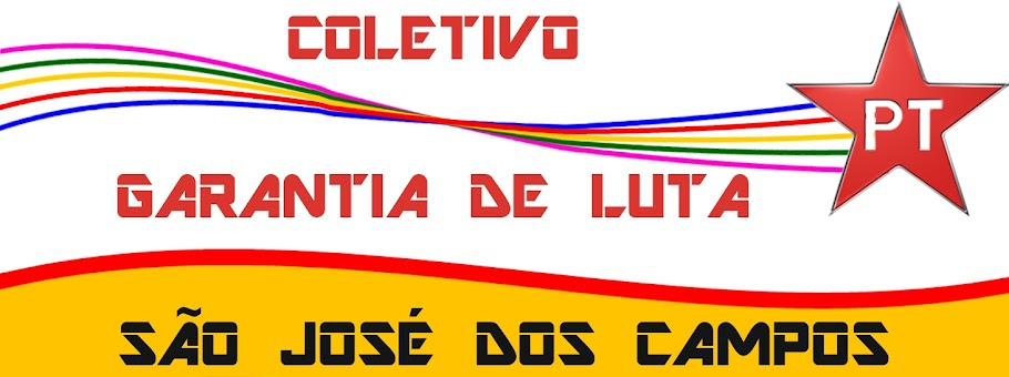 Blog do Coletivo Garantia de Luta - SJC