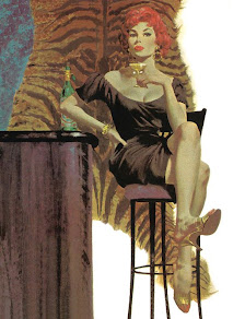 Illustrator Robert McGinnis