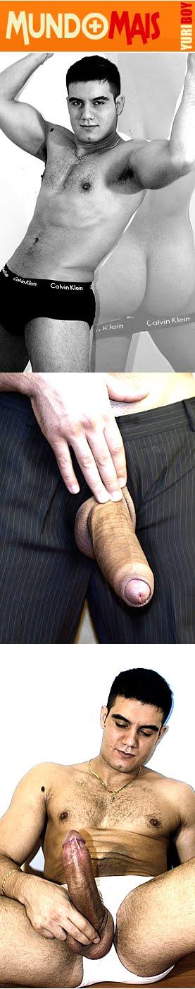 YURI BIG COCK BLOG
