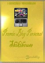 Premio Blog Personal