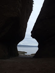 Keyhole - Bay of Fundy