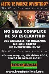 NO SEAS COMPLICE DE SU ESCLAVITUD