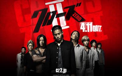 Zero Movie Japan Crows Zero 2 {eng Sub} Japan