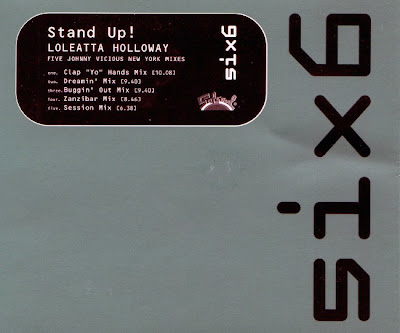 LOLEATTA HOLLOWAY – (1994) STAND UP!