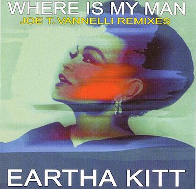Cover Album of EARTHA KITT - (2000) WHERE IS MY MAN (JOE T. VANELLI REMIXES)