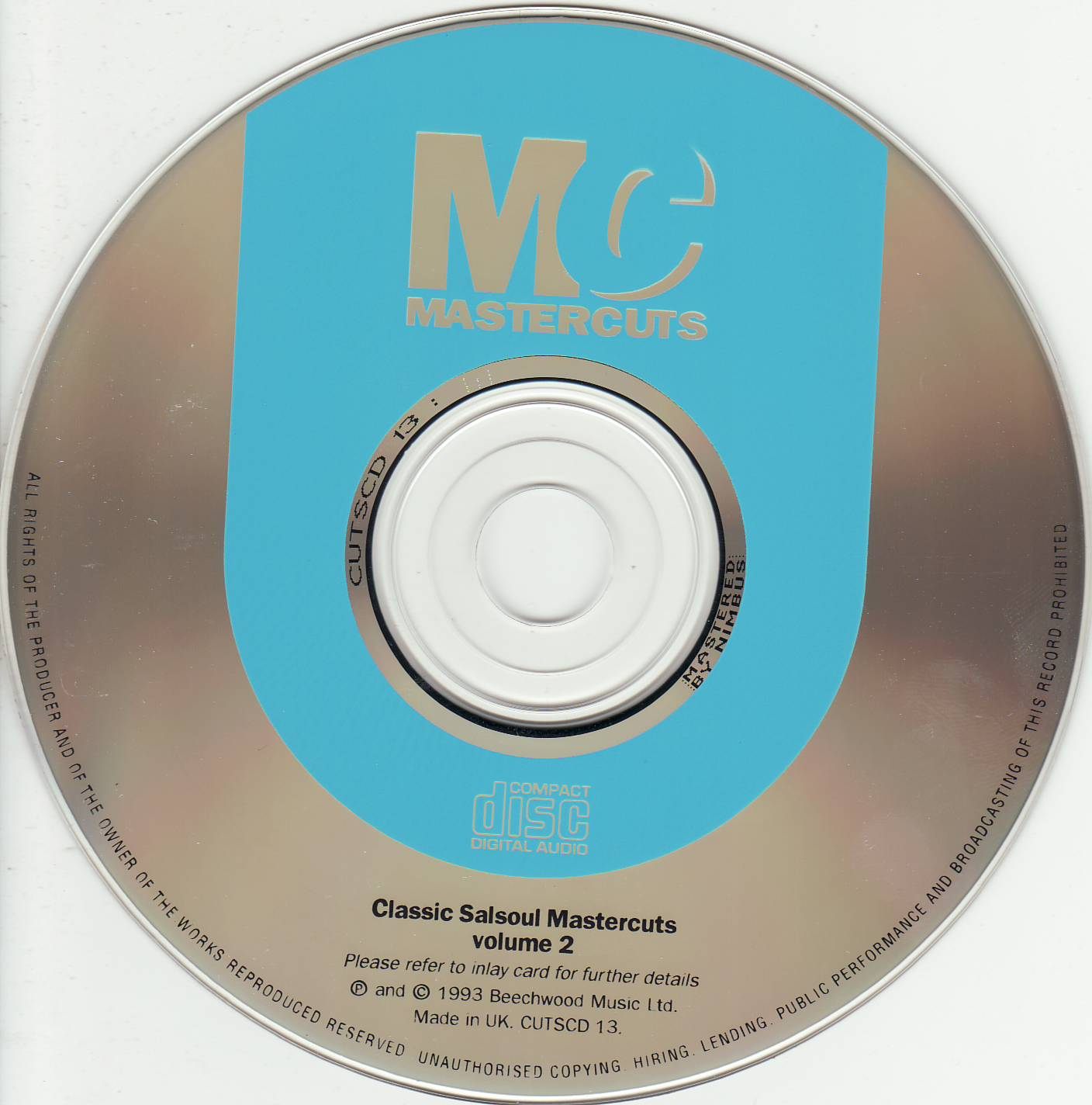 mc classic salsoul mastercuts vol 2 1993 at odimusic