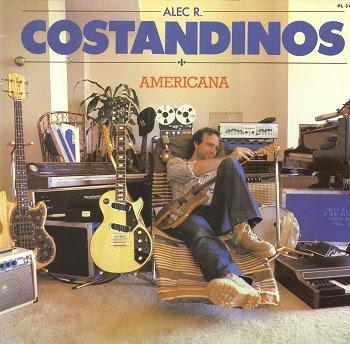 ALEC R. COSTANDINOS - (1981) AMERICANA