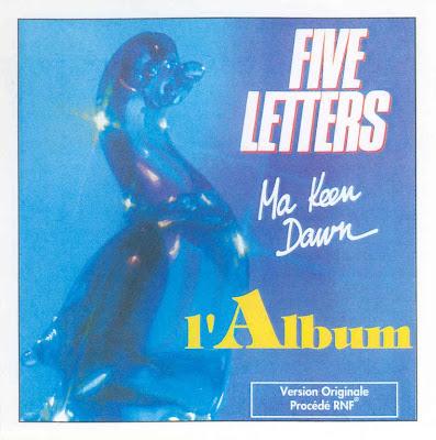 FIVE LETTERS - (1993)  L'ALBUM
