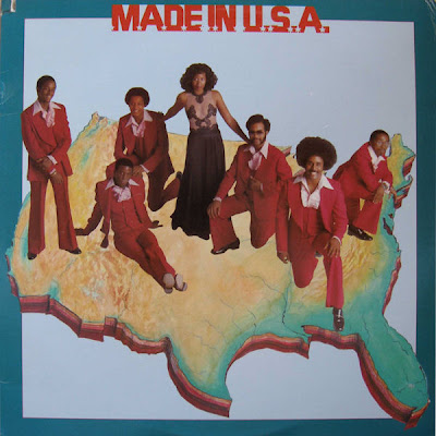 Cover Album of MADE IN USA - (1977) MADE IN USA