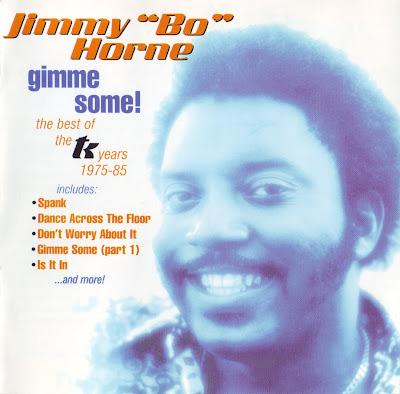 Jimmy Bo Horne Spank Goin Home For Love
