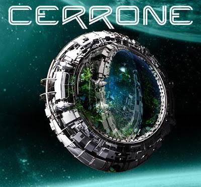 Cover Album of CERRONE SYMPHONY - (2010) VARIATIONS OF SUPERNATURE