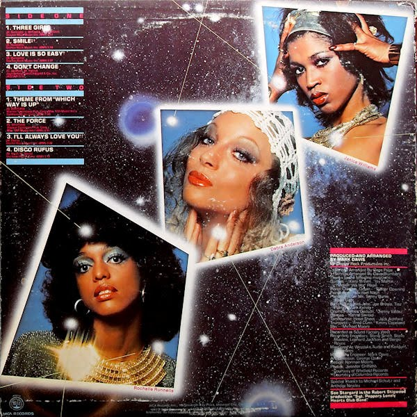 Stargard Love Is So Easy Which Way Is Up