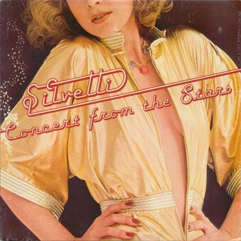 Cover Album of SILVETTI – (1978) CONCERT FROM THE STARS