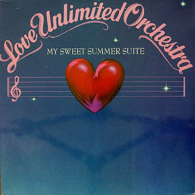 LOVE UNLIMITED ORCHESTRA – (1976) MY SWEET SUMMER SUITE