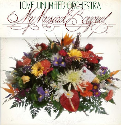 Cover Album of LOVE UNLIMITED ORCHESTRA – (1978) MY MUSICAL BOUQUET