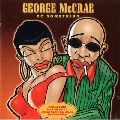 Cover Album of GEORGE MCCRAE - (1995) DO SOMETHING