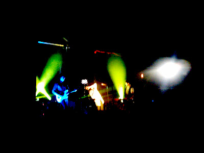 The Faint at Firestone