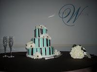 cake Fabulous Tent Wedding!