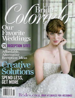 brides+colorado Save the Date Events in the News!