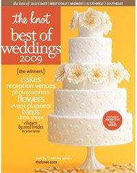 knot+magazine+2009 Knot Best of Weddings Award