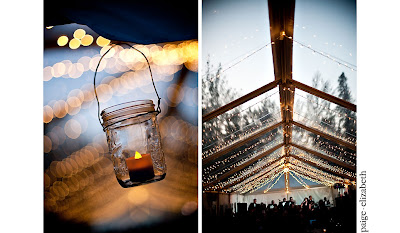 clear+top+tent Incredible Breckenridge Wedding for Jess and Mike
