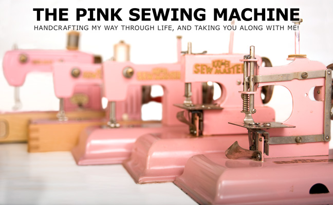 The Pink Sewing Machine