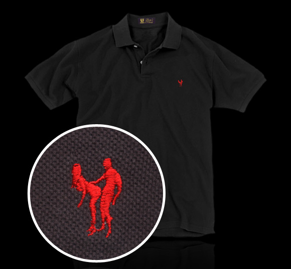 how to draw polo logo