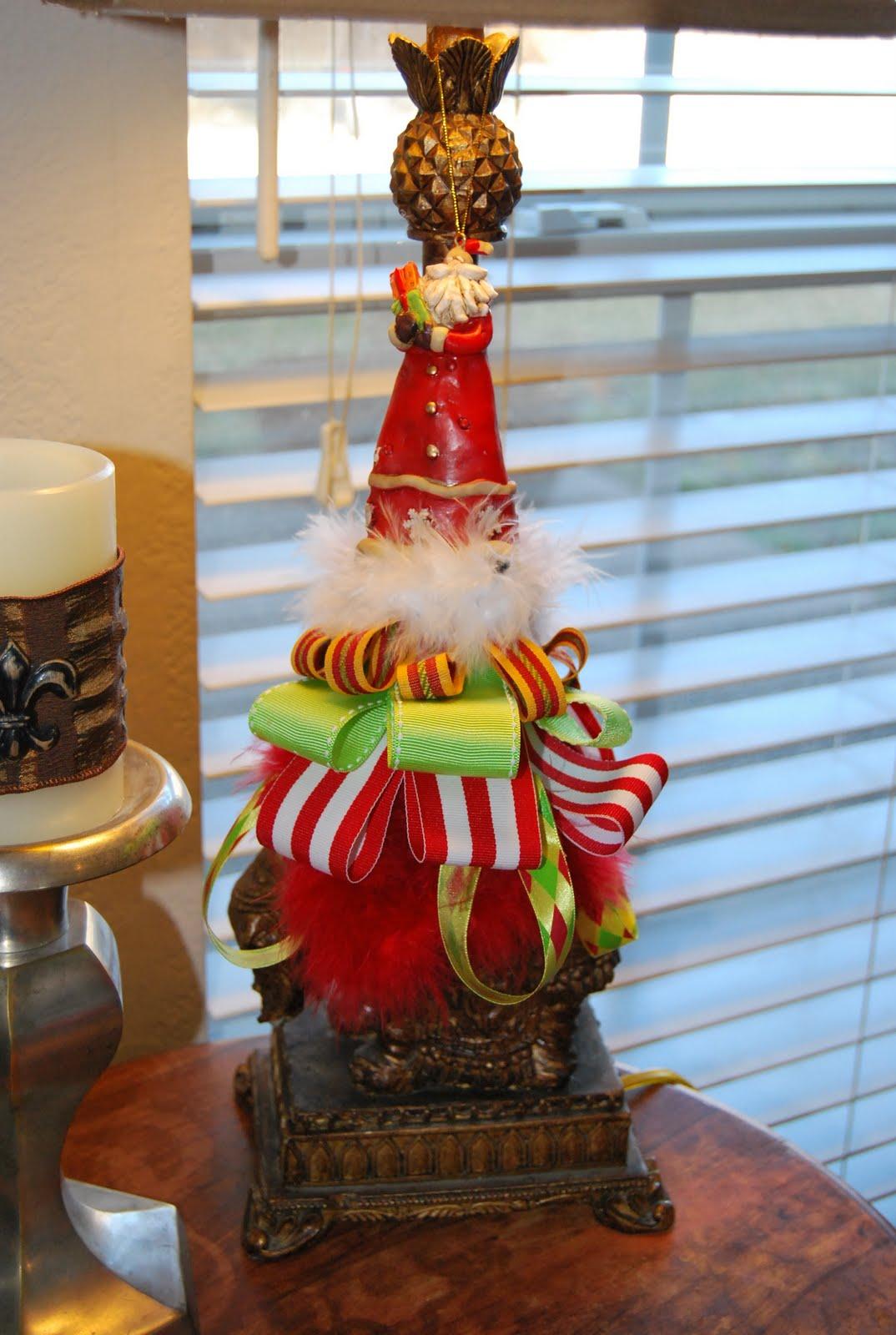 Christmas Tassels