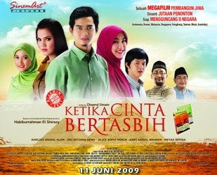 Movie Review [2 of 2] - Ketika Cinta Bertasbih *) Update - OST by ...