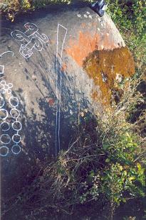 Petroglifo-Hinchahuaka-Huaratara-Penachí