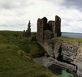Girnigoe Castle