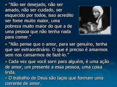 O Coração de Madre Teresa