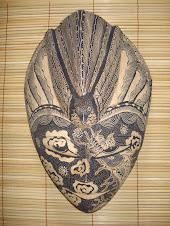 Topeng Batik