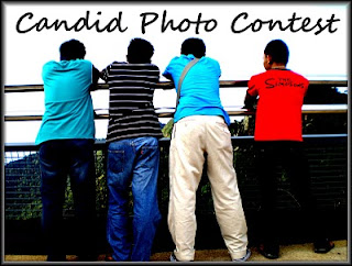 CANDID PHOTO CONTEST